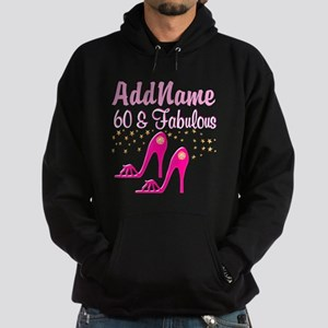 60TH PINK SHOES Hoodie (dark)