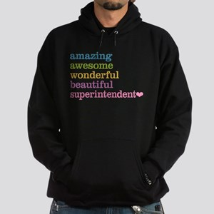 Amazing Superintendent Hoodie (dark)