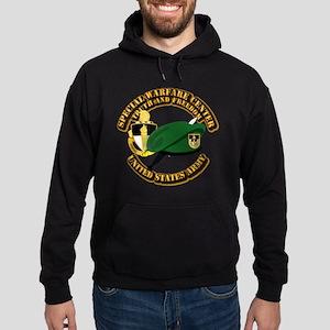 SWC - Beret Dagger DUI Hoodie (dark)