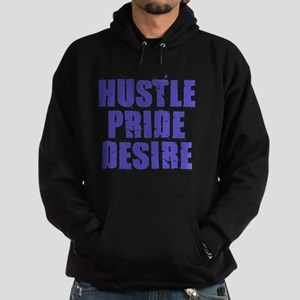 Hustle Pride Desire - Purple Sweatshirt
