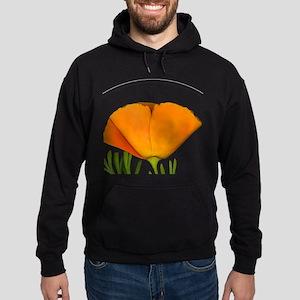Golden Poppy Hoodie (dark)