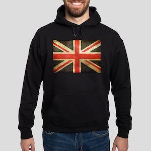 Vintage Union Jack Hoodie