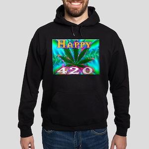 happy 420 Hoodie