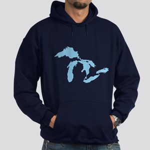 Great Lakes Hoodie (dark)