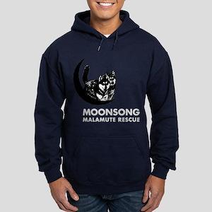Moonsong Mal Rescue Dark Hoodie