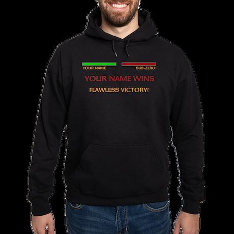 Mortal Kombat Hoodie (dark)