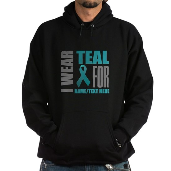 Teal Ribbon Awareness Customized