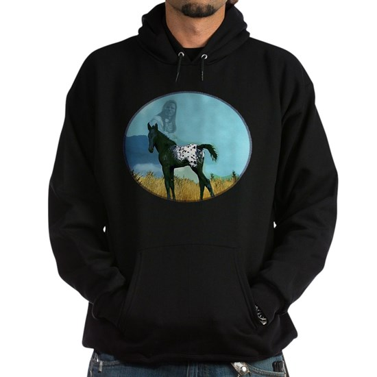 t-shirt-nez-perce-pony