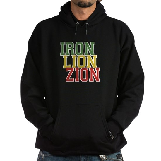 Iron Lion Zion black