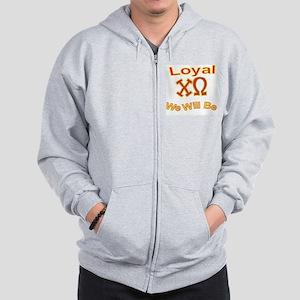 Loyal2 Zip Hoodie
