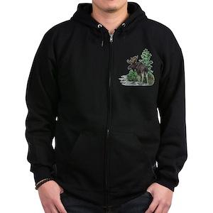 f47b2b9ffcbfb Deer Hunting Sweatshirts & Hoodies - CafePress