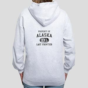 Alaska Women's Zip Hoodie