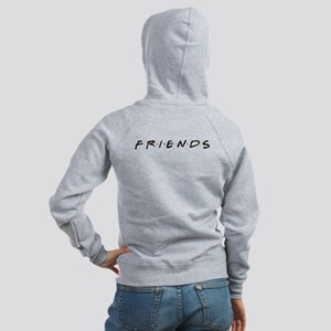 Friends are funny Women's Zip Hoodie
