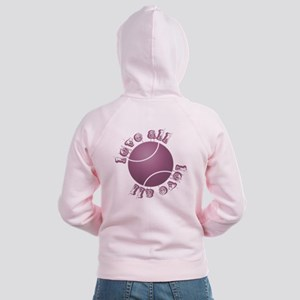 Love All Tennis Women's Zip Hoodie