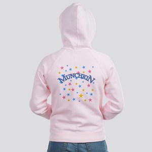 Munchkin Wizard of Oz Women's Zip Hoodie
