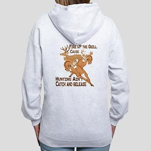 3157ee876c95d Deer Hunting Women's Hoodies & Sweatshirts - CafePress