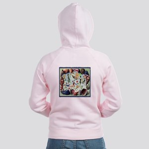 Mermaids Women's Zip Hoodie Sweatshirt