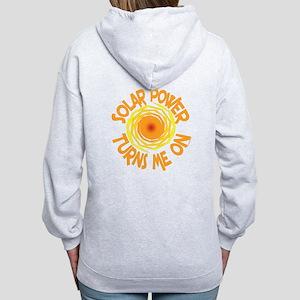 Solar Energy Women's Zip Hoodie