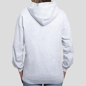 TEN COMMANDMENTS RAINBOW Women's Zip Hoodie
