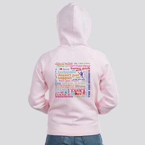 Ultimate Dance Collection Women's Zip Hoodie