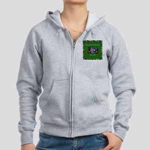 Ranger Keepsake Box Women's Zip Hoodie
