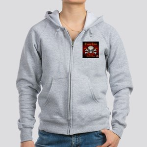 Treasure Island Women's Zip Hoodie