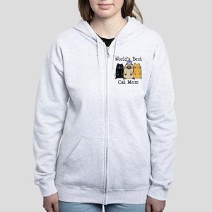db398af18 Cat Mom Sweatshirts & Hoodies - CafePress