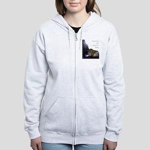 Spirit Squirrel Women's Zip Hoodie