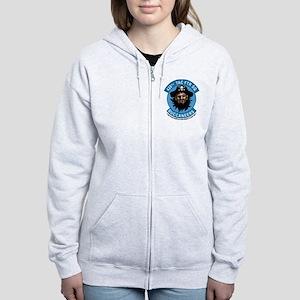 428th TFS Women's Zip Hoodie