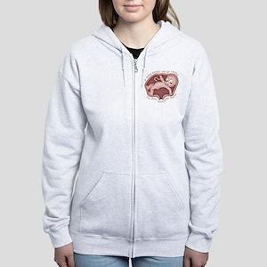 agorababia-family-DKT Women's Zip Hoodie