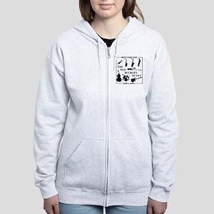 NBO2inv Women's Zip Hoodie