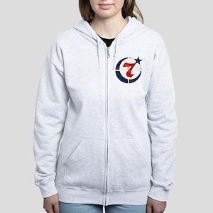 moorscience_nobg Women's Zip Hoodie