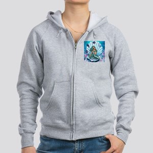 Best Seller Merrow Mermaid Zip Hoodie