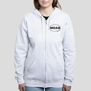 MOAB Zip Hoody