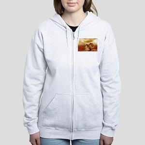 Lion Women's Zip Hoodie