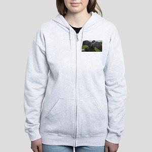 Peregrine Falcon Zip Hoodie