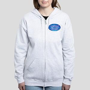 ChlorineJunkie1 Women's Zip Hoodie