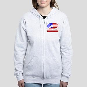 Keep our rights Women's Zip Hoodie