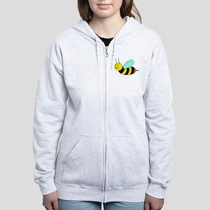 Buzzy Bee Women's Zip Hoodie