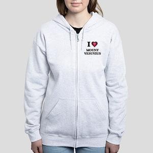 I love Mount Vesuvius Sweatshirt
