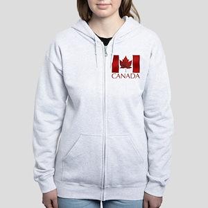 Canada Flag Hoodie Canada Souvenir Hoodie Sweatshi