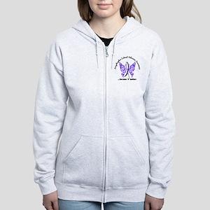 ALS Butterfly 6.1 Women's Zip Hoodie