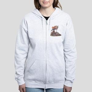 Civil War Patriot Women's Zip Hoodie