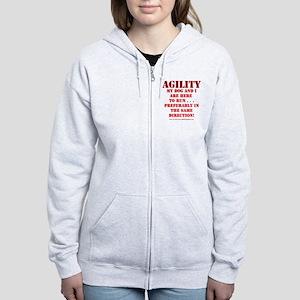 Directionally Challenged Sweatshirt