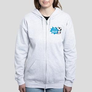 Snoopy Teacher - Personalized Women's Zip Hoodie