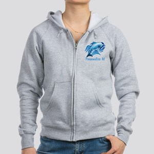 PERSONALIZED Ocean Dolphin Sweatshirt