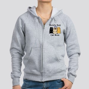 World's Greatest Cat Mom Sweatshirt