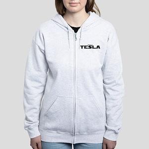 Tesla Women's Zip Hoodie
