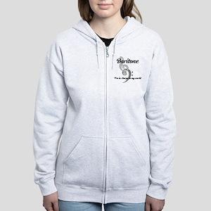Baritone in charge Sweatshirt