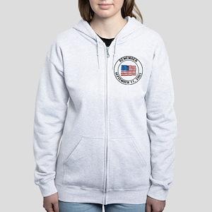 9 11 Women's Zip Hoodie